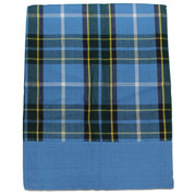 Isle of Man Tartan Tablecloths