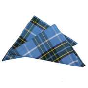 Isle of Man Manx Tartan Set of 4 Napkins