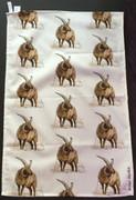 Isle of Man Manx Loaghtan Sheep Tea Towel