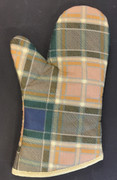 Isle of Man Hunting Tartan Gauntlet