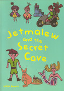 Jetmalew and the Secret Cave - front cover
