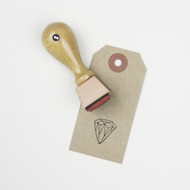 Gem Mini Rubber Stamp