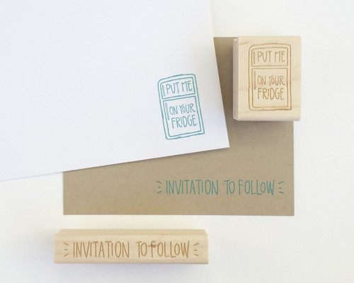 Formal invitation to follow stamp choice image Why do we put stamps on letters