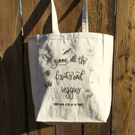 Tote bag - All the Fruits and Veggies