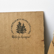Recycled Box Stamp
