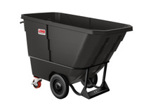 Suncast 1 Cubic Yard Heavy Duty Tilt Truck - Heavy Duty