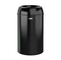 Suncast Metal Indoor Trash Can - 30 Gallon Black PC
