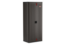 Suncast Tall Storage Cabinet - 4 Shelf