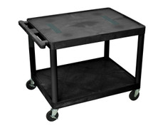 Luxor Transport Cart BLACK LE27-B