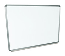 Luxor Wall Mounted Whiteboard WB4836W