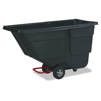 Rubbermaid® Commercial Tilt Truck 1 cubic yard.