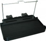 Rubbermaid Commercial Replacement Folding Bag/Bucket Platform For Microfiber Carts, Black