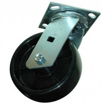 "Swivel 6"" Caster  With Hardware"