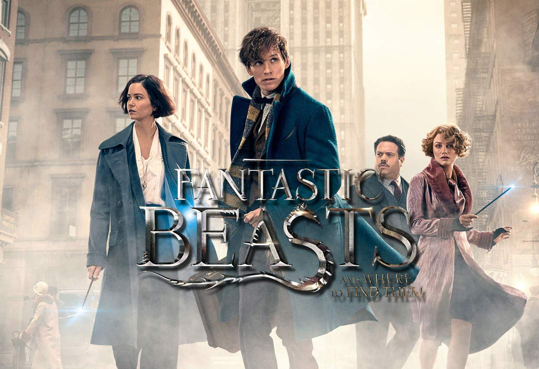 Fantastic Beasts and Where To Find Them Cardboard Cutouts and T-shirts