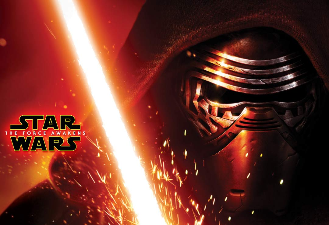 Star Wars The Force Awakens Lifesize Cardboard Cutouts