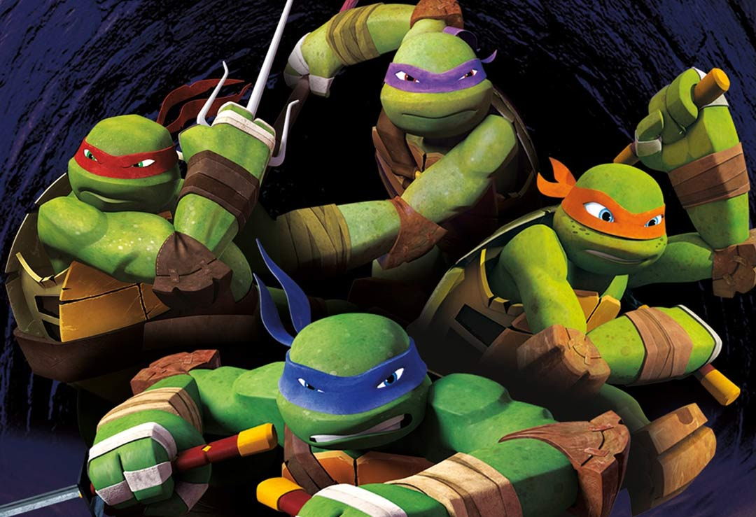 Teenage Mutant Ninja Turtles Lifesize Cardboard Cutouts