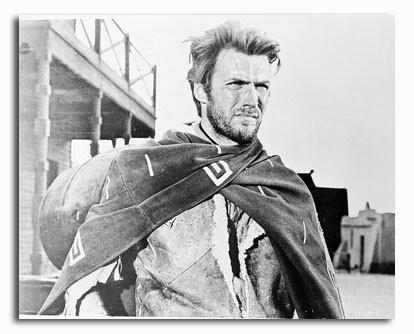 (SS153140) Clint Eastwood  Per un pugno di dollari Movie Photo