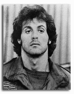 (SS153517) Sylvester Stallone  First Blood Movie Photo