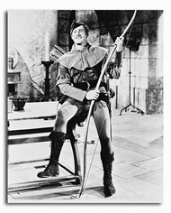 (SS158860) Errol Flynn  The Adventures of Robin Hood Movie Photo