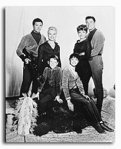 (SS159055) Cast   Lost in Space Television Photo