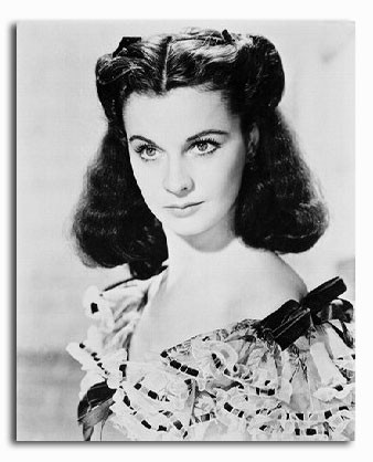 (SS160329) Vivien Leigh  Gone with the Wind Movie Photo