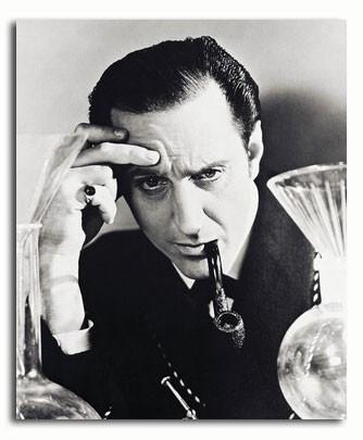 (SS184288) Basil Rathbone Movie Photo