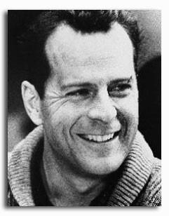 (SS191932) Bruce Willis  Die Hard 2 Music Photo