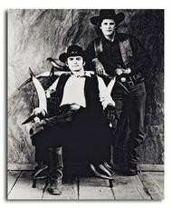 (SS195481) Cast   Alias Smith and Jones Television Photo