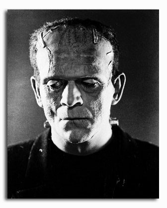 (SS200733) Boris Karloff  Frankenstein Movie Photo