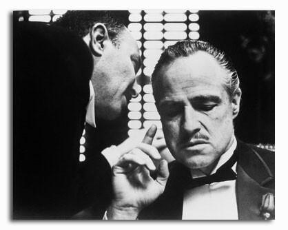 (SS202956) Marlon Brando  The Godfather Movie Photo