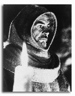 (SS206180) Sean Connery  Der Name der Rose Movie Photo