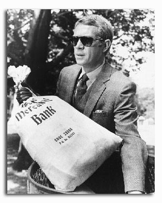 (SS207285) Steve McQueen  The Thomas Crown Affair Movie Photo