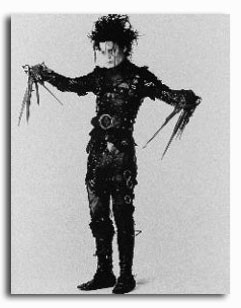 (SS208741) Johnny Depp  Edward Scissorhands Movie Photo
