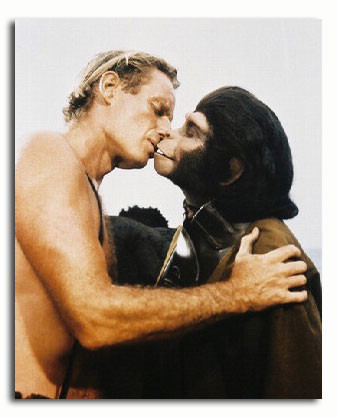 (SS375609) Cast   Planet of the Apes Television Photo