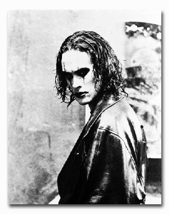 (SS2081092) Brandon Lee  The Crow Movie Photo
