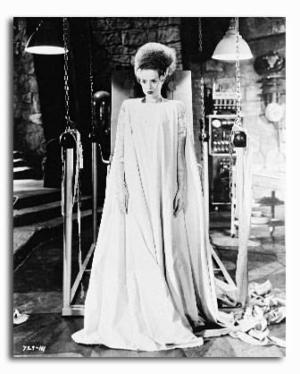 (SS2096120) Elsa Lanchester  Bride of Frankenstein Movie Photo