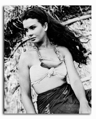 (SS2096822) Jean Simmons  The Blue Lagoon Movie Photo