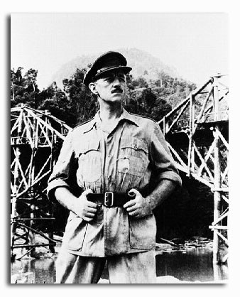 (SS2097914) Alec Guinness  The Bridge on the River Kwai Movie Photo