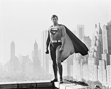 Superman Movie Photo