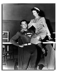 (SS2440932) Cast   Adventures of Superman Television Photo