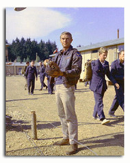 (SS3312855) Steve McQueen  The Great Escape Movie Photo