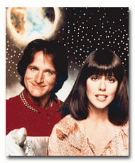 (SS3044028) Cast   Mork & Mindy Television Photo