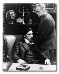 (SS2286947) Cast   The Godfather Movie Photo