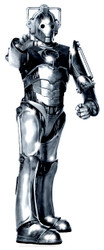 Cyberman (Doctor Who) - Lifesize Cardboard Cutout / Standee