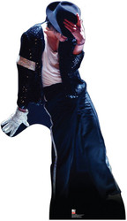 Michael Jackson (white glove and hat) Lifesize Cardboard Cutout / Standee