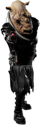 Doctor Who - Judoon Lifesize Cardboard Cutout / Standee