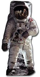 Buzz Aldrin (Moon Landing Astronaut) - Lifesize Cardboard Cutout / Standee