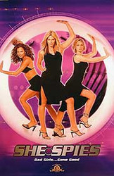 SHE SPIES: BAD GIRLS GONE GOOD! (Single Sided) ORIGINAL CINEMA POSTER