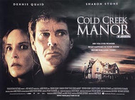 COLD CREEK MANOR (DOUBLE SIDED) ORIGINAL CINEMA POSTER