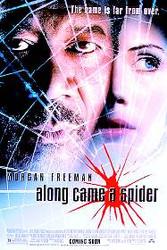 ALONG CAME A SPIDER ORIGINAL CINEMA POSTER